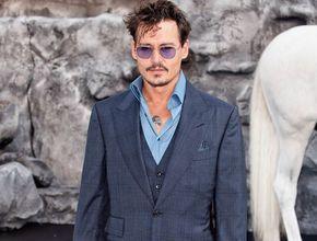 Depp source tries to blame bust-up on Cara Delevingne