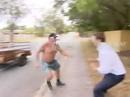 'Pastor' attacks television crew