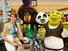 Dreamworks and Woolies team up on collectable cards