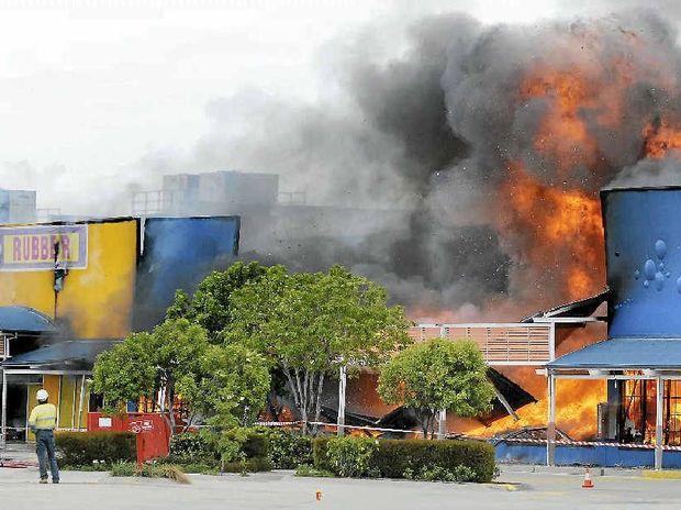 Court Hears Details Of Blaze That Destroyed Three Shops