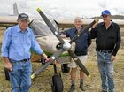Seventy aircraft make it to the 2014 Clifton Fly-In