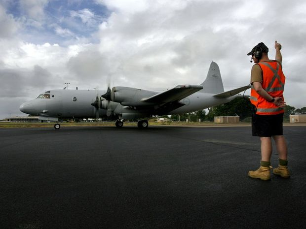 An RAAF Orion.