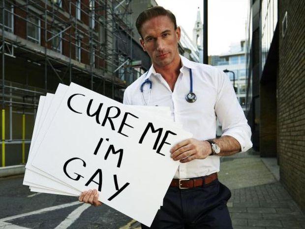 Cure Gay 16