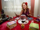 INTERNATIONAL psychic Kerilyn is well known in Rockhampton, having a good client base brings her to the city every few months