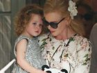 Nicole Kidman and Keith Urban's child wants to be rock star