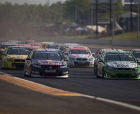John Wagner say the Toowoomba V8 Supercar track could rival Bathurst.