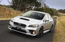The new Subaru WRX.