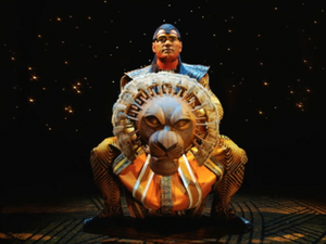 The Lion King to roar in Australia