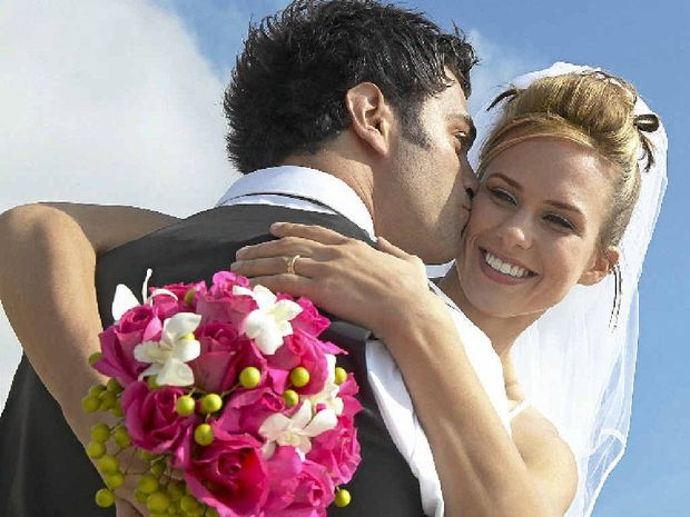 An increasing number of couples are eloping to Warwick for many reasons including the prohibitive cost of traditional weddings.