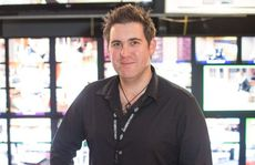 Big Brother Australia executive producer Alex Mavroidakis.