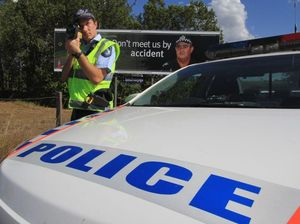 Slow down: Fraser Coast man clocked nearly 60km over limit