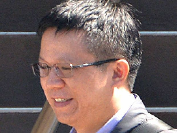 Zhijian Chen co-owns Mackay Massage Paradise at Caneland Central where the sexual assault occurred on March 24 last year.