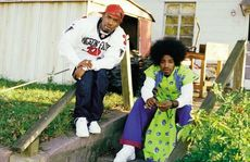 The hip-hop duo Outkast.