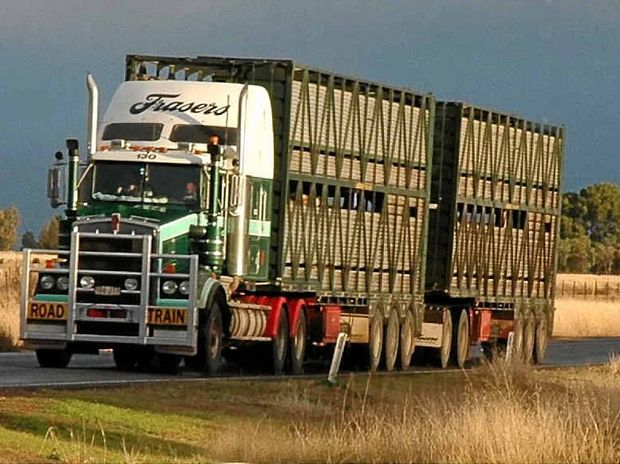 Frasers distinctive green livery can be seen on highways and byways across eastern Australia.