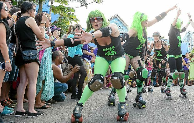 PEACE PIPE: The Nimbin MardiGrass festival is set to return to the streets of Nimbin this weekend.