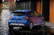 The new Renault Clio GT.