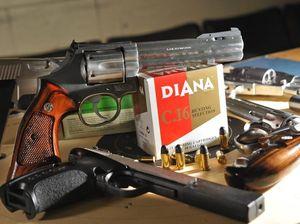 Australia's own gun problem is growing
