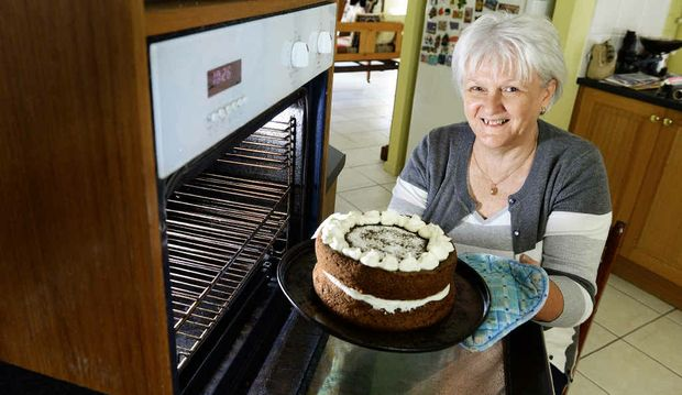COMPETITIVE EDGE: Long-term baking entrant Denise Podlich shares her memories of entering her baked goods to be judged at the Ipswich Show.