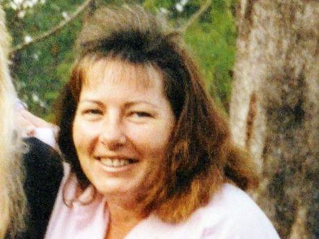 Murder victim Christine Malone.