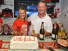 Red Energy team celebrates an energetic decade