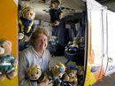 CareFlight bears for PNG kids