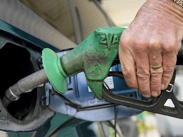 DRIVERS FUMING: The budget will increase fuel prices by 1c per litre, a move that has been criticised by service station operators.