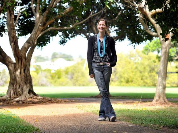 BIRD RESEARCH: CQUniversity PhD candidate Krista Verlis is hoping for funding so she can continue her marine debris studies.