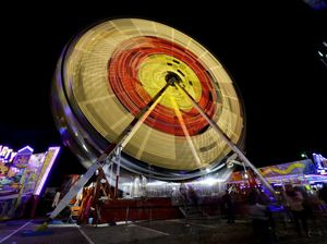Time lapse video Ipswich Show 2014