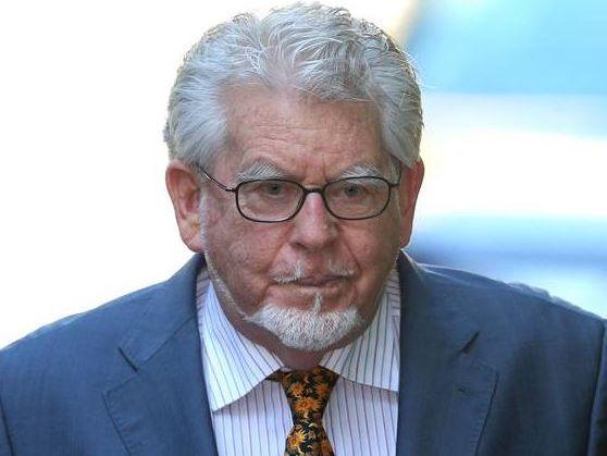 Rolf Harris.