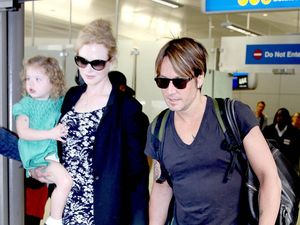 Nicole Kidman puts her family first