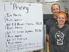 Family moved by Crossfit's ultimate tribute to 'Pricey'