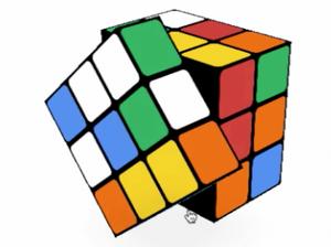 Google releases interactive Rubik's Cube