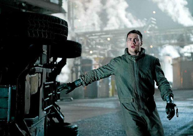 MONSTER MAYHEM: Godzilla's Aaron Taylor-Johnson as Ford Brody.