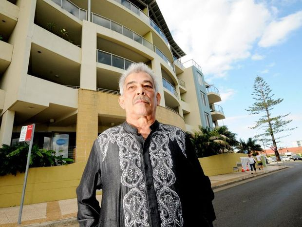 Rohan Wijeyekoon, manager of Riverside Holiday Apartments is not happy, he is calling for police to reimburse him following last minute cancellation. Photo Doug Eaton / The Northern Star