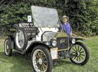 1914 Ford Model T an olden-day driving dream