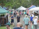 THE Nikenbah market organisers have reassured people there will still be room for parking despite a new development.