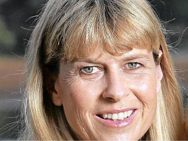 ROMANCE CLAIMS: Terri Irwin.