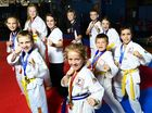 Ipswich PCYC Taekwondo impress at the fifth Gold Coast Open