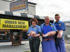 Butchery now a family affair on Lyons Street