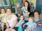 Teen mothers given a chance at school thanks to STEMM