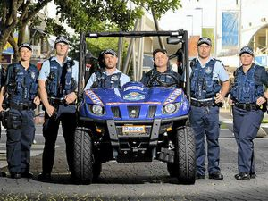 Police enforce safety first priority for Ipswich city centre
