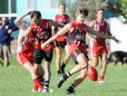 The boom on Coffs Swans went awry when Sawtell-Toormina gave the premiership favourites and unexpected drubbing.