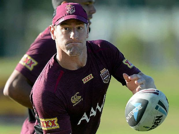 Brent Tate was unlucky not to get Josh Reynolds ruled out of Origin 2, despite his best efforts with an Academy Award-worthy display post-Origin 1.