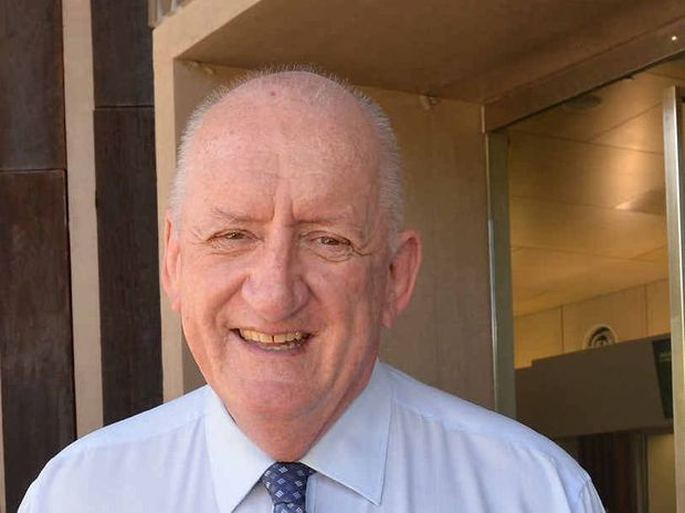 FULL SUPPORT: Tim Fischer backs the return of rail to the Northern Rivers.