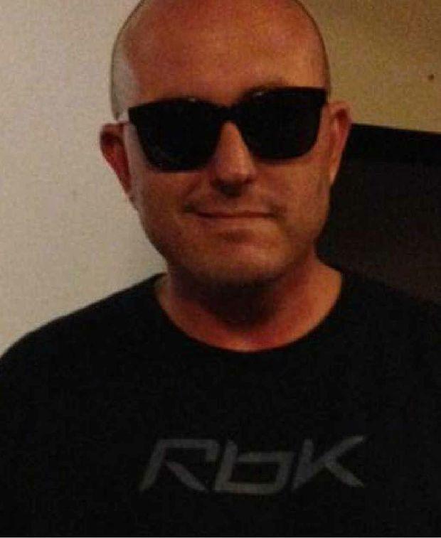 MYSTERY: Suspected murder victim Shaun Matthew Barker.