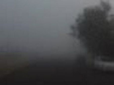 Vanessa Katerina Hough posted this photo of fog in Calliope on June 24 to The Observer Facebook page. Photo Contributed.