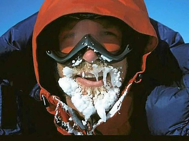 PERSONAL GOAL: Patrick Orr is seeking to realise two life goals in an upcoming expedition to Antarctica.