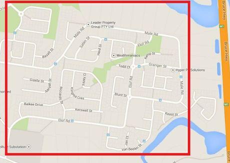 Siege at Larkin Crt