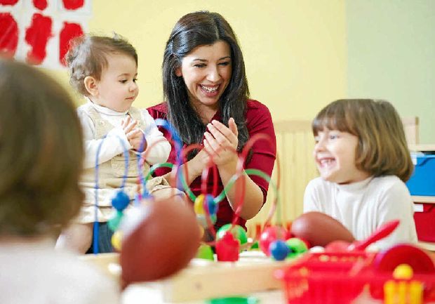 Rapid growth is occurring within the child care industry.