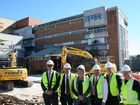 Lismore Base Hospital rebuild begins